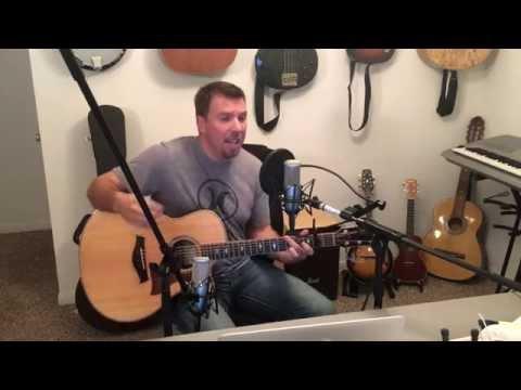 Amnesia - Josh Abbott Band - Cover - Reed Lilley