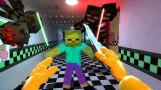 - РЕАЛИСТИЧНЫЙ МАЙНКРАФТ ЗОМБИ АПОКАЛИПСИС АНИМАЦИЯ Realistic Minecraft Life Minecraft Animation