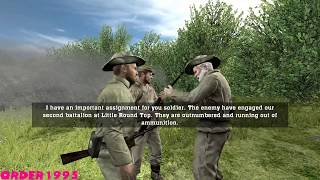 The History Channel: Civil War-Secret Mission Gameplay - (Max Settings) (940MX 60FPS) (PC HD) (2017)