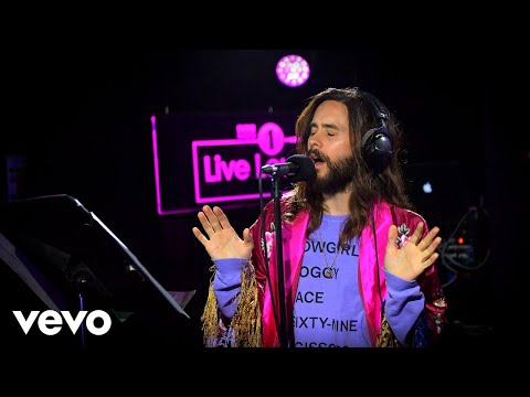 Thirty Seconds To Mars - Rescue Me in the Live Lounge