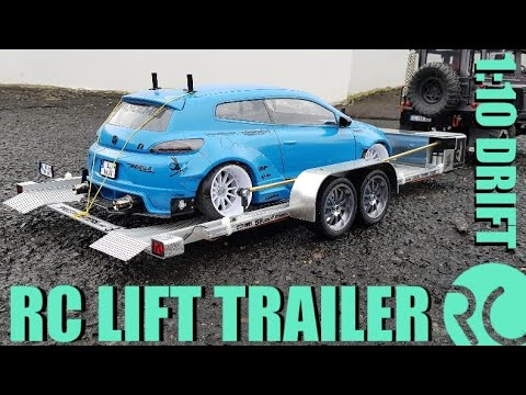 rc-lift-trailer-selfmade-1:10-fÜr-drift-cars-|-rc-werk