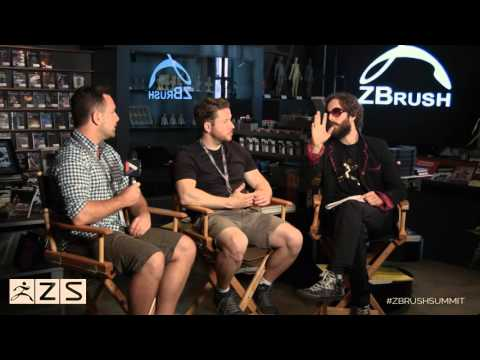 Official ZBrush SUMMIT 2015 Interview - MPC