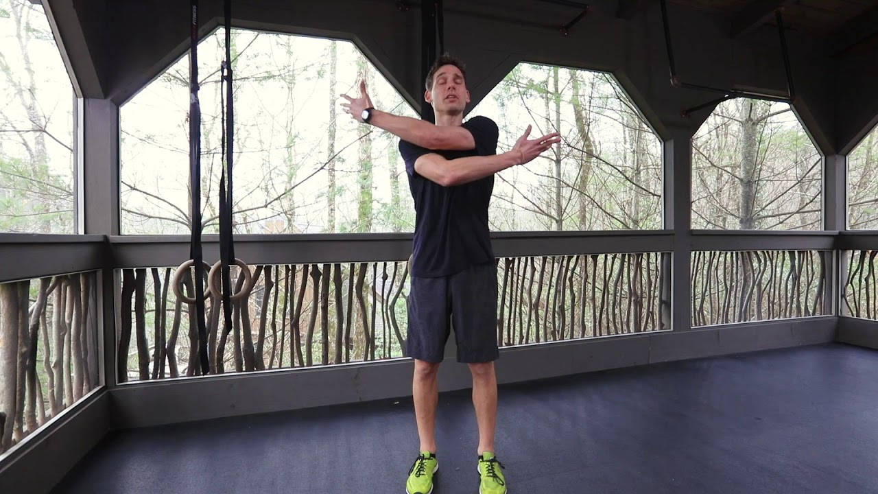 Mobility Library: Over Under Arm Swings