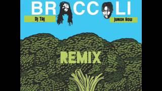 Junior Bow - Broccoli (feat Dj Taj Remix) mp3