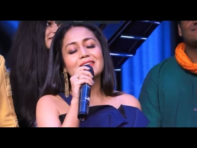 Indian Idol 10: Neha Kakkar, Anu Malik & Vishal celebrate with participants