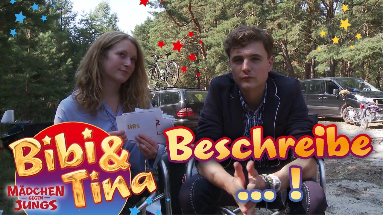 Bibi & Tina - Mädchen Gegen Jungs Stream