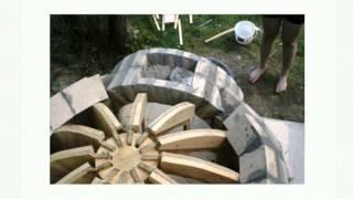 Самодельная печь для пиццы  на даче(Сделать печь для пиццы своими руками совсем не просто! Вам понадобятся строительные материалы и инструмент..., 2014-06-22T11:37:55.000Z)