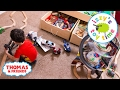 Thomas And Friends   Thomas Train And Imaginarium Spiral Mountain W Trackmaster Toy Trains For Kids video