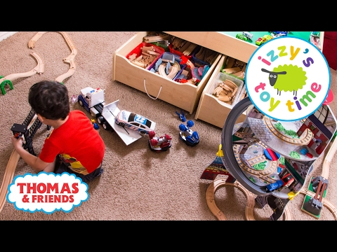 Thumbnail: Thomas and Friends | Thomas Train and Imaginarium Spiral Mountain w Trackmaster Toy Trains for Kids
