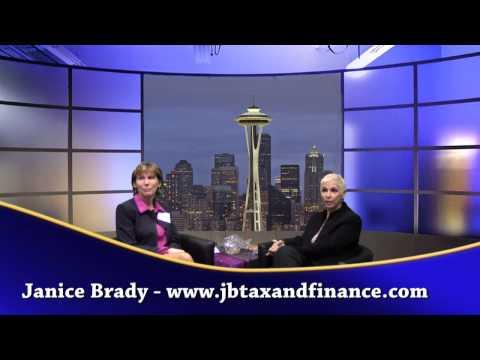 Dr. Pat Baccili Interviews Janice Brady of JB Tax & Finance