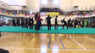 高雄第一科技大學19th校慶啦啦舞電子系