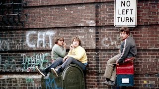 35 COLOR PHOTOS OF THE STREET PEOPLE IN BOSTON DURING THE 1970s