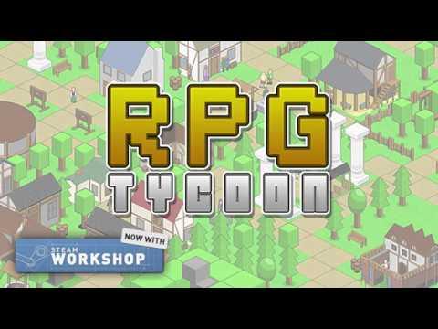RPG Tycoon - Alpha 11 Trailer