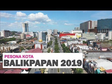 Video Udara Kota Balikpapan 2019, Kota Megah di Kalimantan Timur