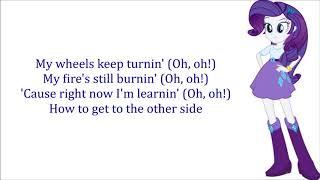 My Little Pony - Equestria Girls The Other Side Lyrics
