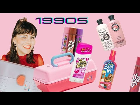 1990s Beauty products you can still buy today from YouTube · Duration:  6 minutes 25 seconds
