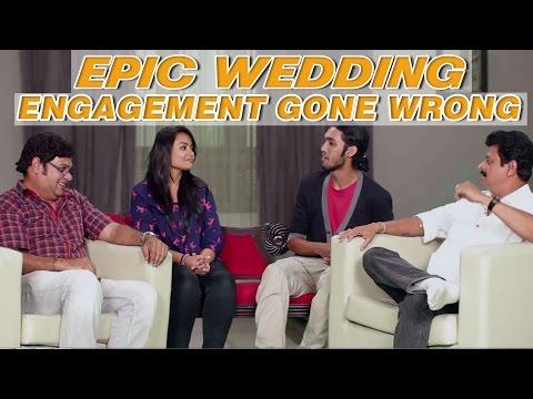 Epic Wedding Engagement Gone Wrong ft. Suresh Menon