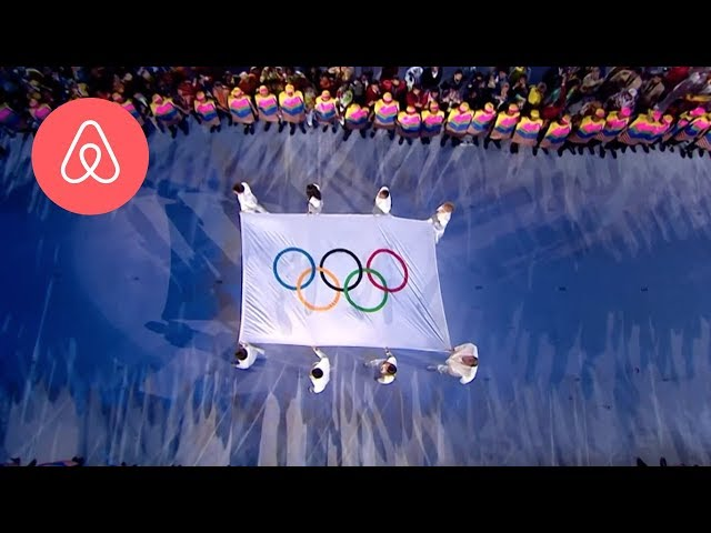 Host the World | Olympic Games | Airbnb