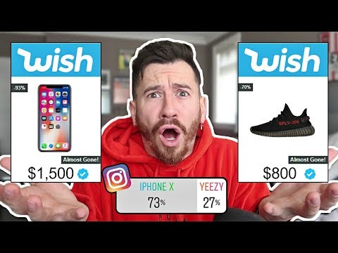 Fans Spend My Money for 24 Hours!! **BUYING RANDOM WISH ITEMS FROM INSTAGRAM POLLS**