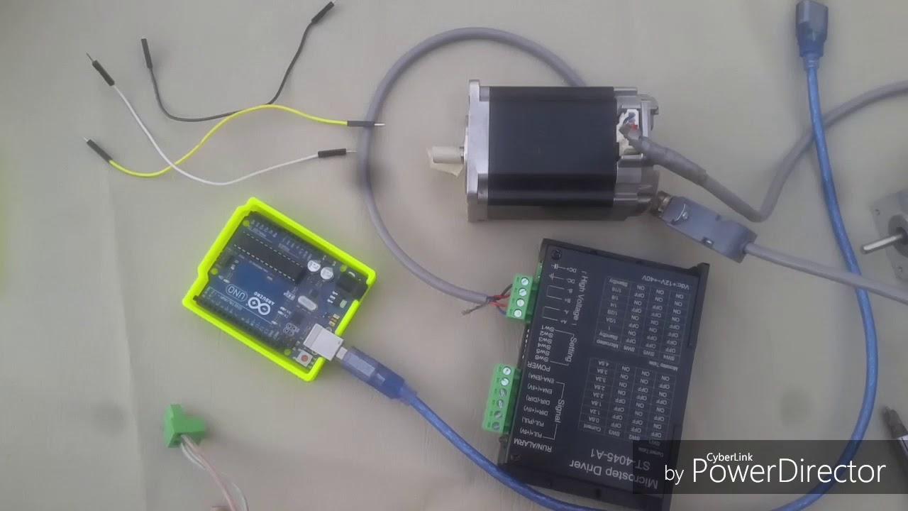 Download Conexion driver industrial a arduino