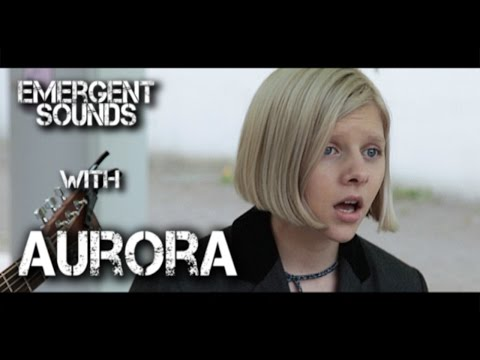 Aurora - Running With The Wolves // Emergent Sounds Unplugged