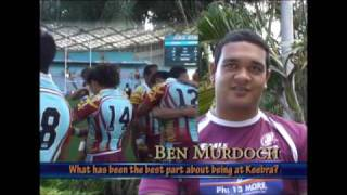 "Keebra Park Rugby League 2009 - ""The Interviews"""