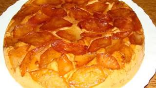 Яблочный пирог на сковороде очень вкусный !