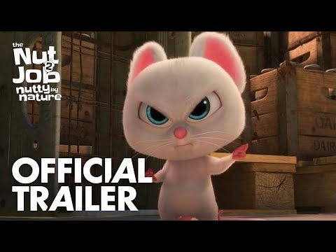 The Nut Job 2 - Official Trailer 2 - In Theaters August 11