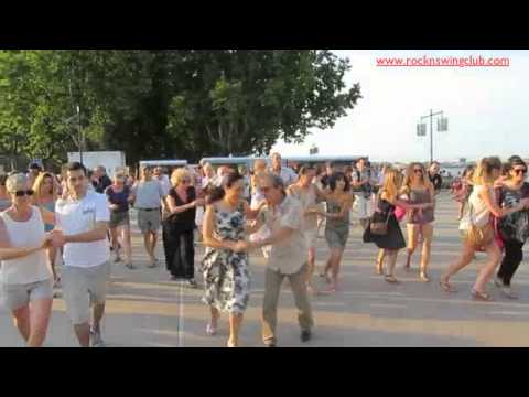 Dansons sur les quais & Rock'n Swing Club   Initiation Lindy   Hop