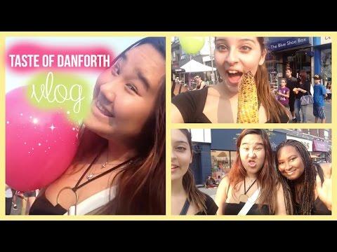 Taste of Danforth | Vlog