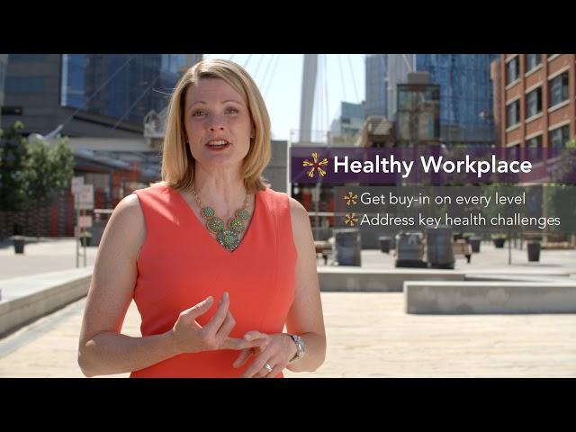 Angela Gaffney: Corporate Wellness Consultant
