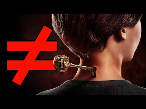 Netflix's Locke And Key - What's The Difference?