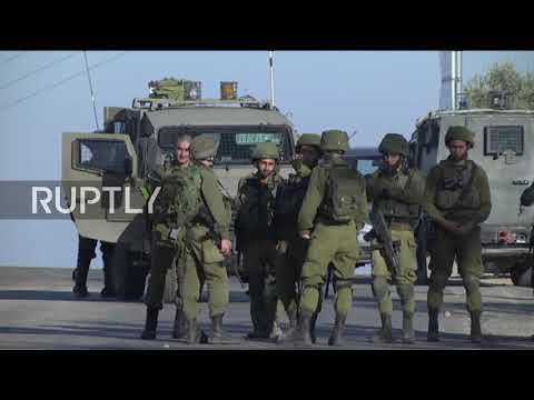 State of Palestine: Fresh clashes after Israelis return to Qusra