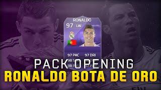 FIFA 15 | A POR RONALDO BOTA DE ORO 97 | PACK OPENING | DjMaRiiO