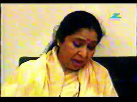 Asha Bhosle speaks about RD Burman