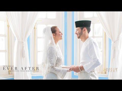 The Solemnization of Tengku Shariffuddin Shah & Juliana Evans 'Ever After'