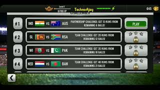 #1 Challenge Gameplay | World Cricket Battle