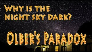 What is Olber's Paradox