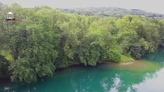 lac de Paladru charavines coté Bilieu