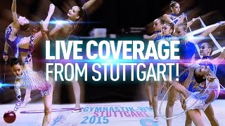 2015 World Rhythmic Gymnastics Championships - All-Around (Group A)