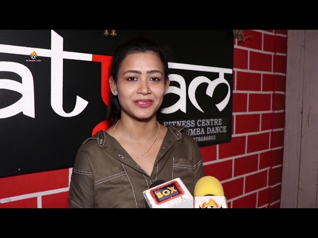 Gorgeous Actress Trisha Khan Exclusive Interview For Upcoming Bhojpuri Film