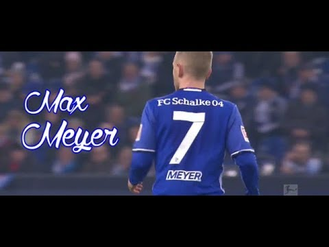 Max Meyer 2017/18 - Skills & Passes  HD