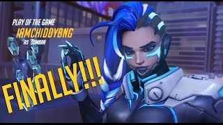 Finally Seeing Sombra's Hacked POTG