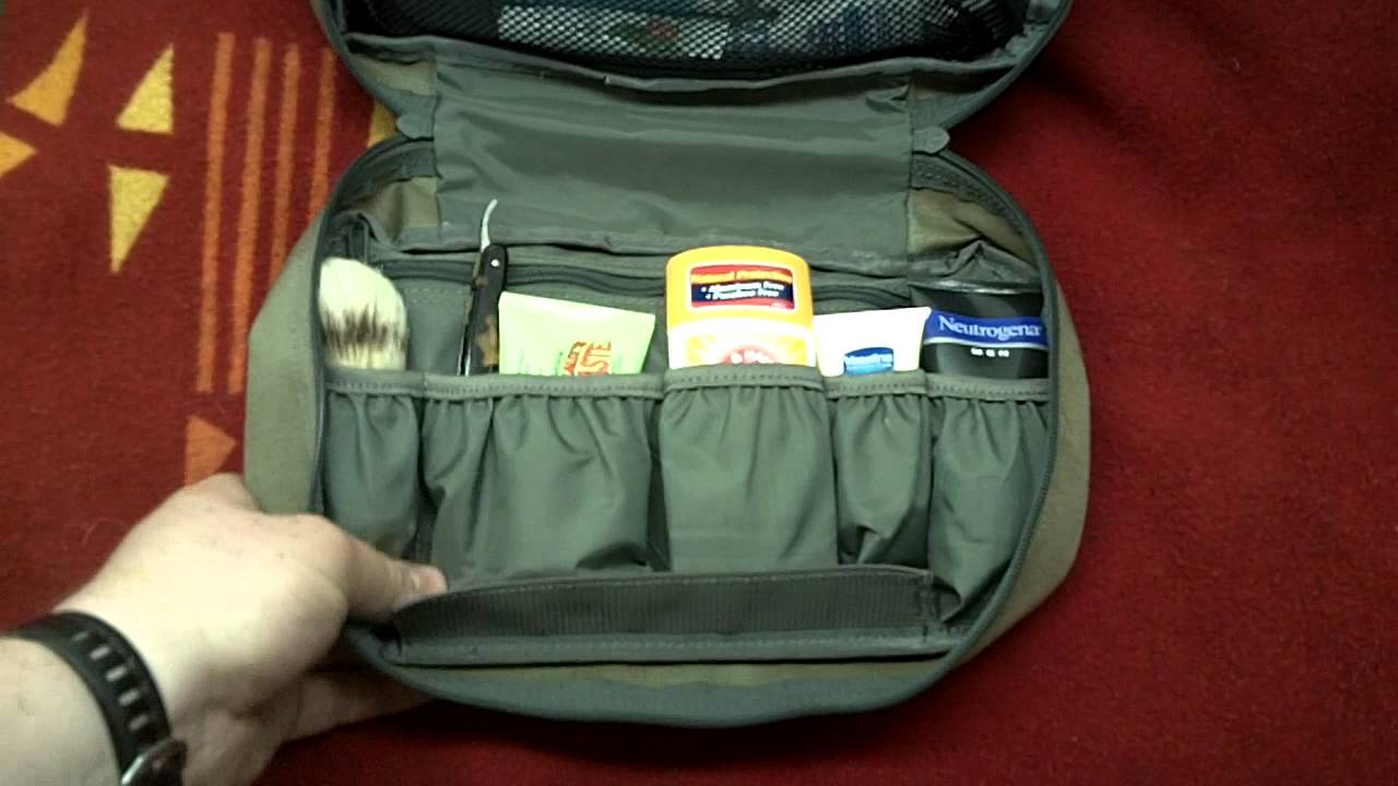 9050105b613c Maxpedition Tactical Toiletry Bag - YouTube