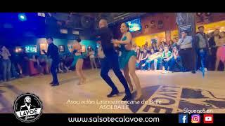 ASOLBAILE   Salsa 0n1