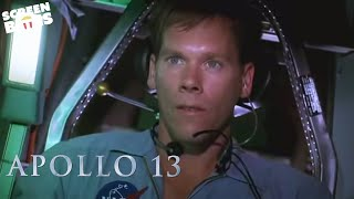 """Apollo 13: """"I'm going manual"""" (ft. Tom Hanks, Bill Paxton, Kevin Bacon, Ron Howard)"""