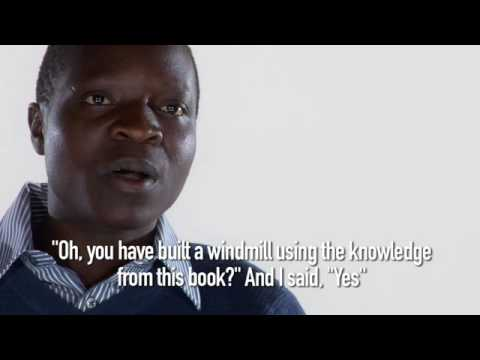 Moving Windmills: The William Kamkwamba story - YouTube