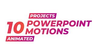 Faire du Texte Animé de la Typographie dans PowerPoint