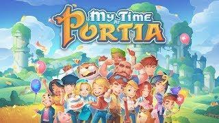 Gambar cover YENİ KEYİFLİ OYUN /  My Time At Portia Türkçe - Bölüm 1