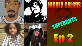 Hidden Colors SuperCut 2 - #Lutes4Africa